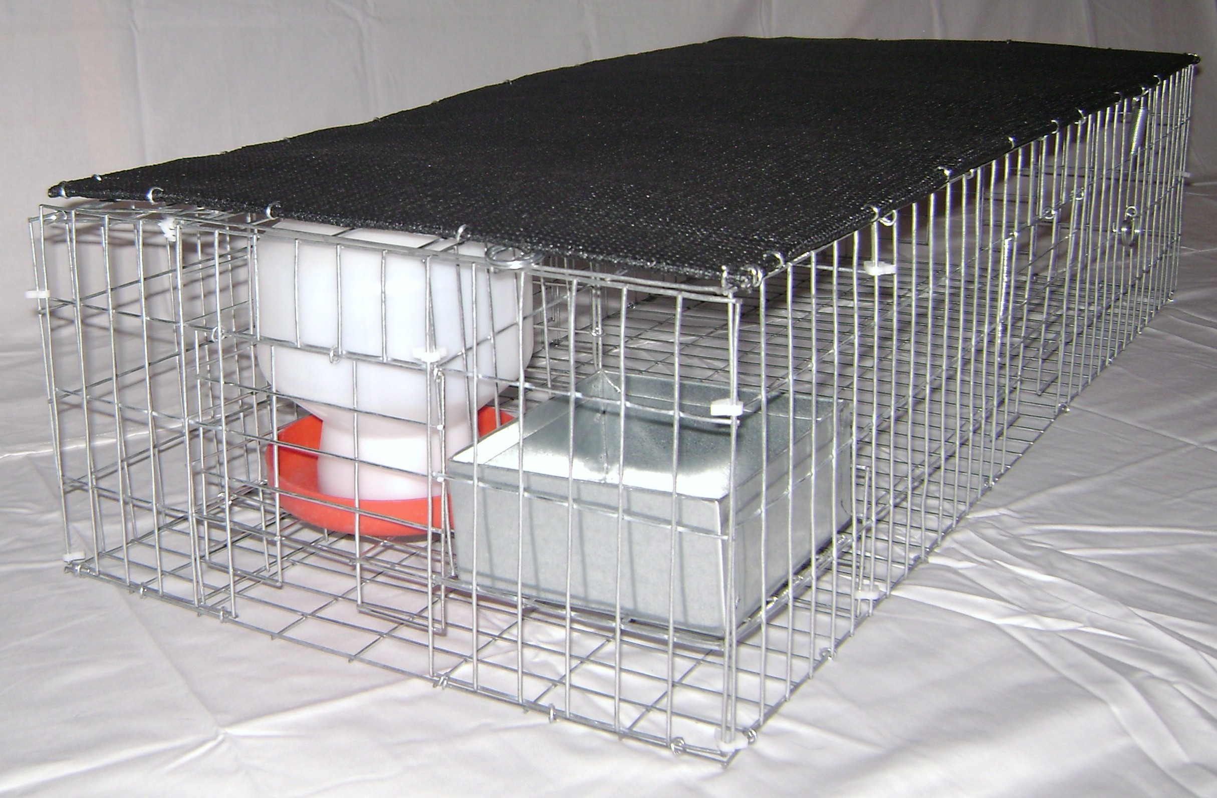 Collapsable Pigeon Trap with Shade Screen(medium)