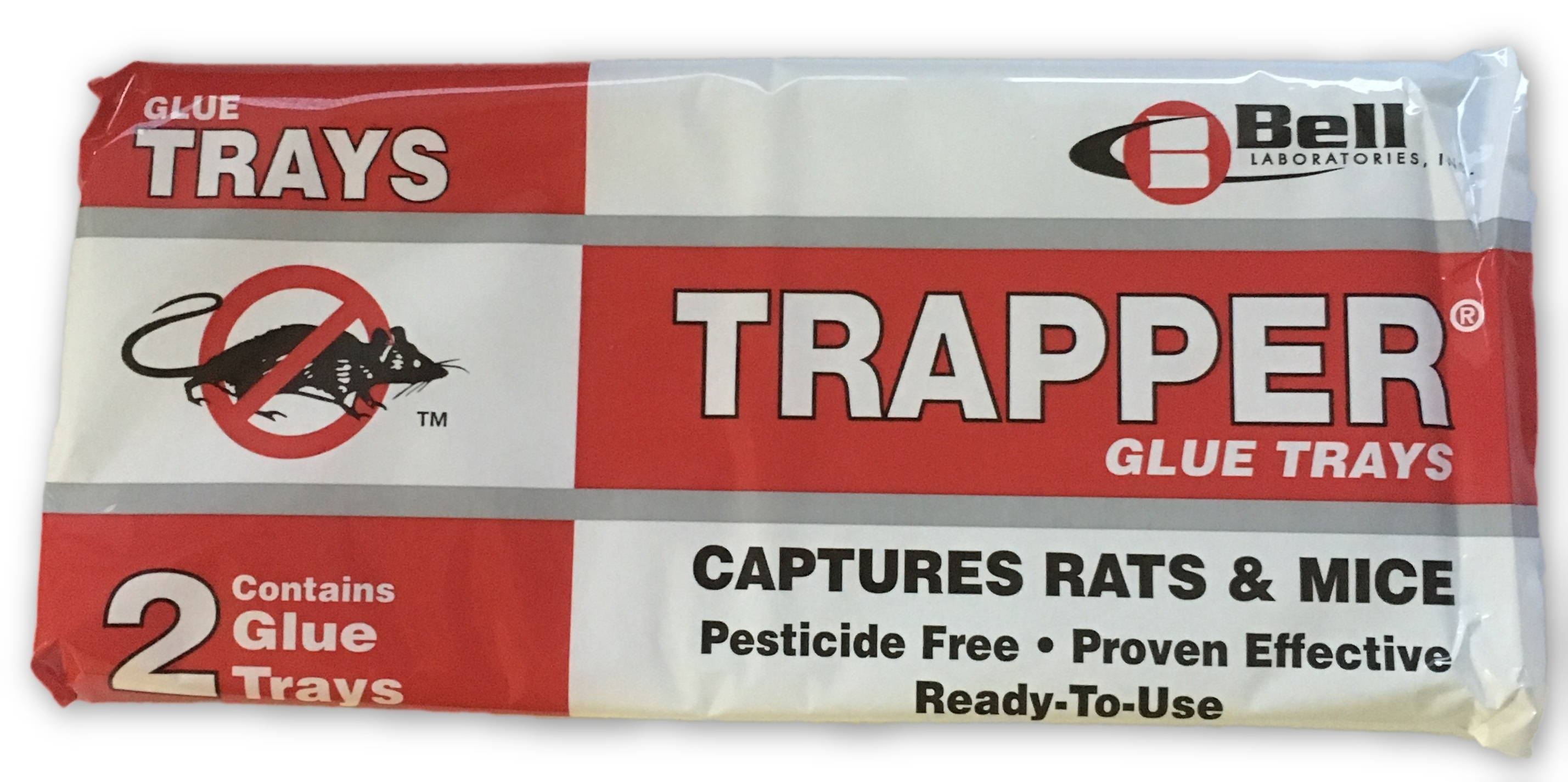 Trapper Rat Glue Boards (24 pks w/2 each)